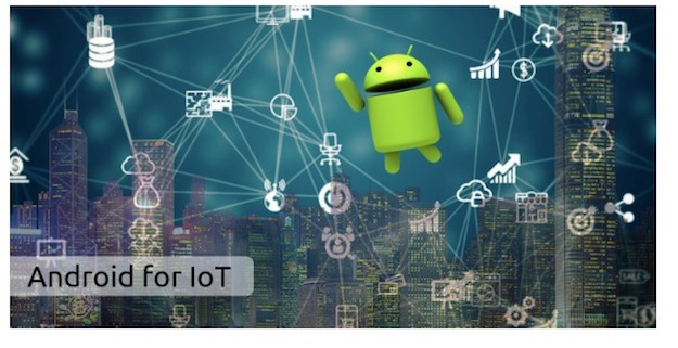 image of Android for IoT