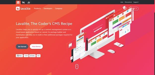Top 5 Laravel CMS for Your Next Web Application - SkyTechGeek