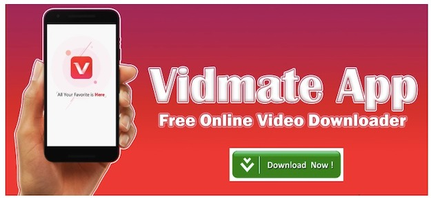 Download The Vidmate Downloader For Smooth Video Downloading