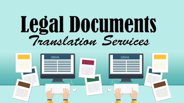 legal document translation services
